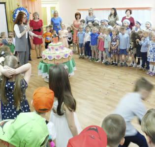 У нас юбилей! 30 лет МАДОУ детскому саду «Надежда»!