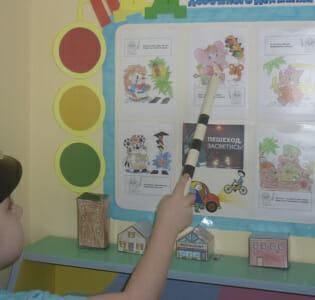 Акция «Сложности перехода в МАДОУ детском саду «Надежда»