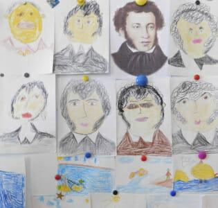 Пушкинская неделя в МАДОУ детском саду «Надежда»