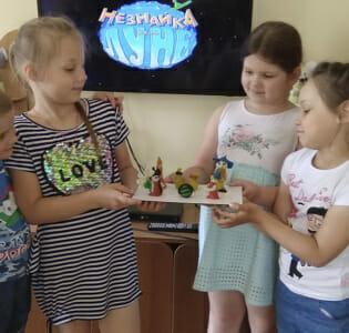 Неделя театра в МАДОУ детском саду «Надежда»