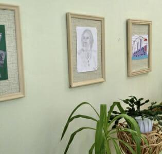 Выставка «Эпоха Петра I» в МАДОУ детском саду «Надежда»