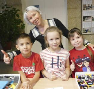 Воспитанники МАДОУ детского сада «Надежда» победители городского конкурса «Лего-конструирование»