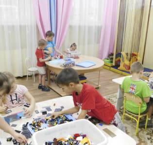 Заочный этап городского конкурса «Лего-конструирование»  в МАДОУ детском саду «Надежда»