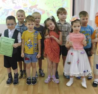 Фестиваль «ТАЛАНТЫ ДЕТСКОГО САДА – 2020»  в МАДОУ детском саду «Надежда»