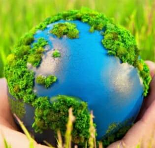 Экологический десант «Зеленая весна» в МАДОУ детском саду «Надежда»