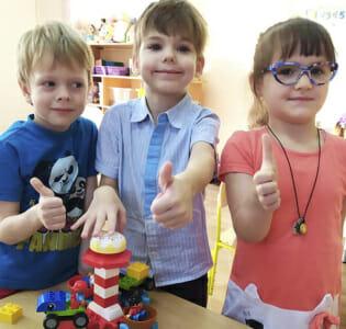 Робототехника в МАДОУ детском саду «Надежда»
