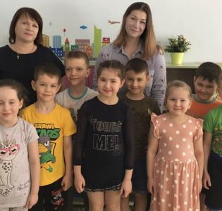 Творческий проект «Большое космическое путешествие» с детьми старшей группы № 1 МАДОУ детского сада «Надежда»