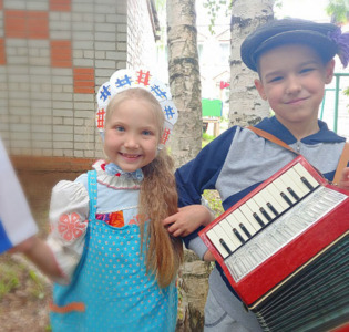День России в детском саду «Надежда»