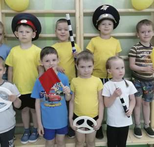 Акция «Безопасные каникулы» в МАДОУ детском саду «Надежда»